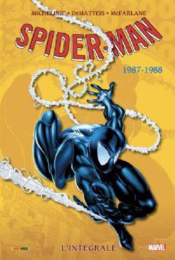 SPIDER-MAN -  INTÉGRALE 1987-1988