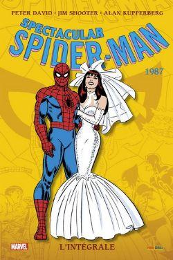SPIDER-MAN -  INTÉGRALE 1987 (SPECTACULAR SPIDER-MAN)