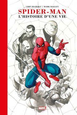 SPIDER-MAN -  L'HISTOIRE D'UNE VIE (EDITION DE LUXE)
