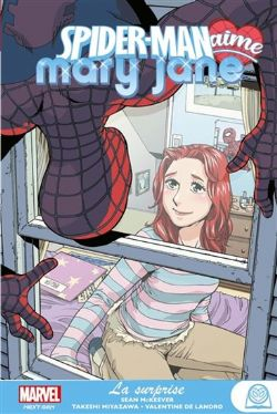 SPIDER-MAN -  LA SURPRISE -  SPIDER-MAN AIME MARY JANE