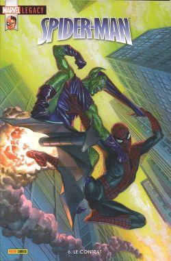 SPIDER-MAN -  LE CONTRAT -  MARVEL LEGACY 06