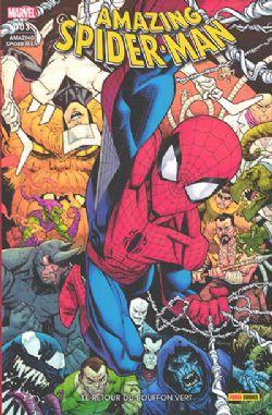 SPIDER-MAN -  LE RETOUR DU BOUFFON VERT -  AMAZING SPIDER-MAN 03