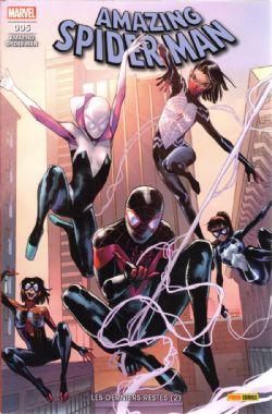 SPIDER-MAN -  LES DERNIERS RESTES (2) -  AMAZING SPIDER-MAN 05