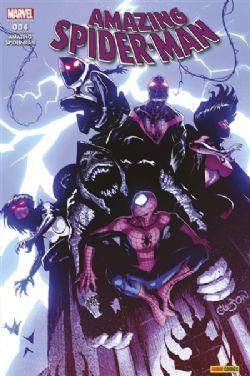 SPIDER-MAN -  LES DERNIERS RESTES -  AMAZING SPIDER-MAN 04