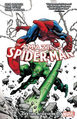 SPIDER-MAN -  LIFETIME ACHIEVEMENT TP -  AMAZING SPIDER-MAN VOL. 5 (2018-) 03