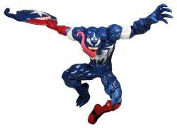 SPIDER-MAN -  MAXIMUM VENOM : FIGURINE CAPITAINE AMERICA
