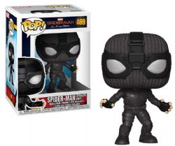 SPIDER-MAN -  POP! BOBBLE-HEAD EN VINYLE DE SPIDER-MAN (TENUE D'INFILTRATION) (10 CM) -  SPIDER-MAN : FAR FROM HOME 469