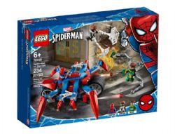 SPIDER-MAN -  SPIDER-MAN CONTRE DOCTEUR OCTOPUS (234 PIÈCES) 76148