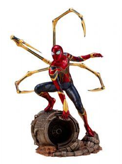 SPIDER-MAN -  STATUE ARTFX DE IRON SPIDER (17.7CM) -  AVENGERS INFINITY WAR