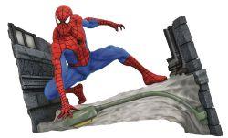 SPIDER-MAN -  STATUE DE SPIDER-MAN EN PVC (25CM) -  MARVEL GALLERY