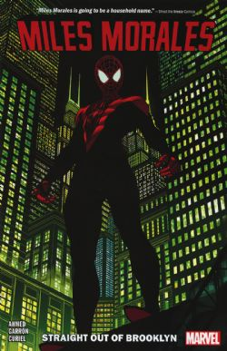 SPIDER-MAN -  STRAIGHT OUT OF BROOKLYN TP -  MILES MORALES 01