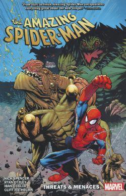 SPIDER-MAN -  THREATS & MENACES TP -  AMAZING SPIDER-MAN VOL. 5 (2018-) 08