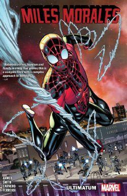 SPIDER-MAN -  ULTIMATUM TP -  MILES MORALES (2019-) 04