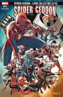 SPIDER-MAN -  UNE NOUVELLE CHANCE -  SPIDER-GEDDON 03