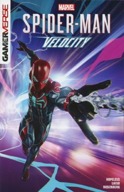 SPIDER-MAN -  VELOCITY TP