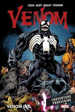 SPIDER-MAN -  VENOM INC. -  SPIDER-MAN/VENOM 02