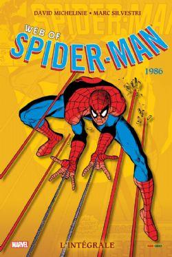 SPIDER-MAN -  WEB OF SPIDER-MAN L'INTÉGRALE 1986