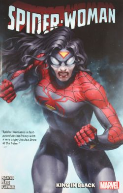 SPIDER-WOMAN -  KING IN BLACK TP 02