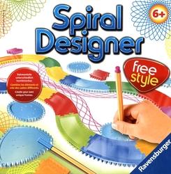 SPIROGRAPHE -  SPIRAL DESIGNER FREESTYLE