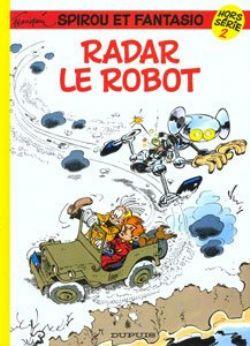 SPIROU ET FANTASIO -  LIVRE USAGÉ - RADAR LE ROBOT (HORS SÉRIE, TOME 02) (FRANÇAIS)