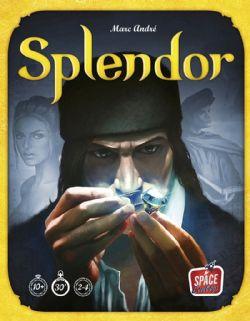 SPLENDOR -  JEU DE BASE (MULTILINGUE)