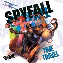 SPYFALL -  TIME TRAVEL (ANGLAIS)