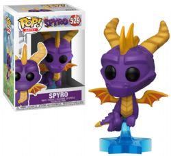 SPYRO -  FIGURINE POP! EN VINYLE DE SPYRO (10 CM) 529
