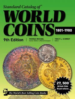 STANDARD CATALOG OF -  1801-1900 (9TH EDITION) -  WORLD COINS 03