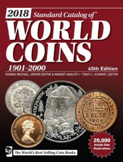 STANDARD CATALOG OF -  1901-2000 (45TH EDITION) -  WORLD COINS 04