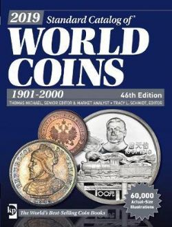 STANDARD CATALOG OF -  1901-2000 (46TH EDITION) -  WORLD COINS 04