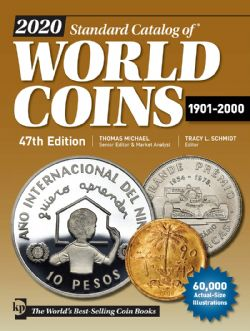 STANDARD CATALOG OF -  1901-2000 (47TH EDITION) -  WORLD COINS 04
