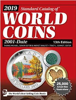 STANDARD CATALOG OF -  2001-DATE (13TH EDITION) -  WORLD COINS 05