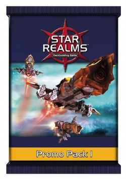 STAR REALMS -  PROMO PACK 1 (ANGLAIS)