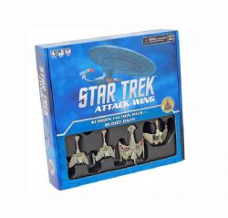 STAR TREK : ATTACK WING -  BLOOD OATH (ANGLAIS)