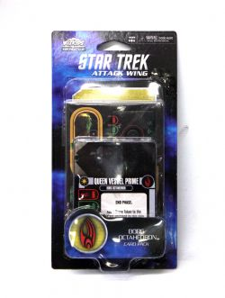 STAR TREK : ATTACK WING -  BORG OCTAHEDRON (ANGLAIS) -  BORG
