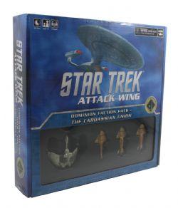 STAR TREK : ATTACK WING -  CARDASSIAN UNION (ANGLAIS)