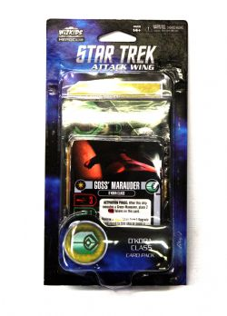 STAR TREK : ATTACK WING -  D'KORA CLASS (ANGLAIS) -  FERENGI