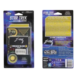 STAR TREK : ATTACK WING -  GORN RAIDER - CARD PACK (ANGLAIS)