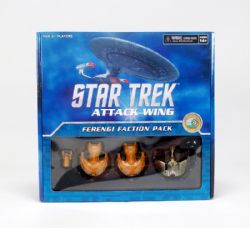 STAR TREK : ATTACK WING -  INDEPENDANT FACTION PACK 1 (ANGLAIS) -  FERENGI ALLIANCE