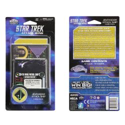 STAR TREK : ATTACK WING -  JEM'HADAR ATTACK SHIP (ANGLAIS) -  DOMINION