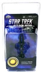 STAR TREK : ATTACK WING -  KYANA PRIME (7 CM) - PAQUET D'EXTENSION -  STAR TREK ATTACK WING