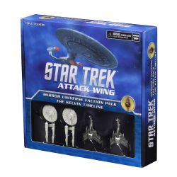 STAR TREK : ATTACK WING -  MIRROR UNIVERSE FACTION PACT THE KELVIN TIMELINE (ANGLAIS)