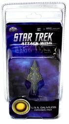 STAR TREK : ATTACK WING -  U.S.S. DAUNTLESS (ANGLAIS)