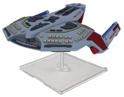 STAR TREK : ATTACK WING -  U.S.S. MONTGOLFIER (ANGLAIS)