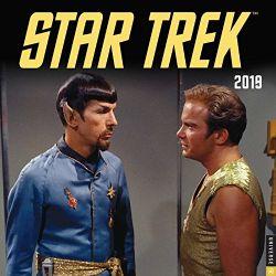 STAR TREK -  CALENDRIER 2019