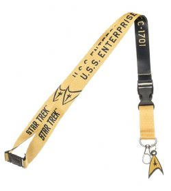 STAR TREK -  COLLIER DOG TAGS