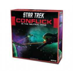 STAR TREK : CONFLICK -  IN THE NEUTRAL ZONE (ANGLAIS)