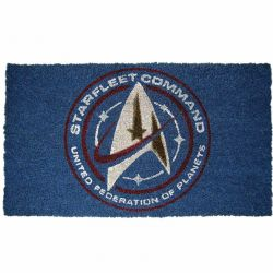 STAR TREK DISCOVERY -  TAPIS DE PORTE (40CM X 60CM) -  STARFLEET COMMAND