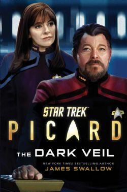 STAR TREK -  PICARD - THE DARK VEIL HC