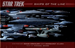 STAR TREK -  SHIPS OF THE LINE (UPDATED EDITION)